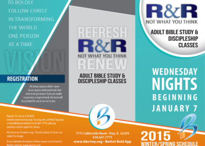 R & R Brochure