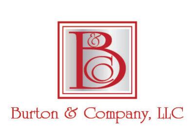 Burton & Company Letterhead