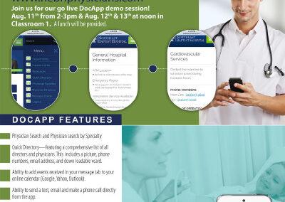 Doc App Flyer