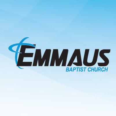 Emmaus Baptist Church Letterhead