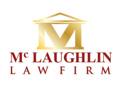 McLaughlin Law Firm Letterhead