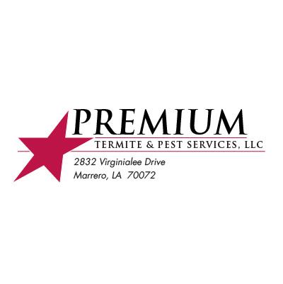 Premium Termite & Pest Services Letterhead